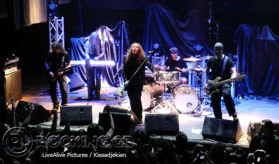 Rhapsody Of Fire, Athens, Greece, 29/01/14