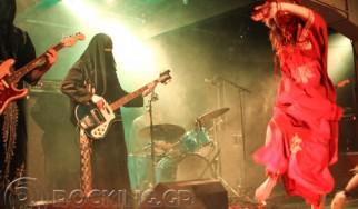 Goat, Las Llamas, Trembling Bells @ SWG3 (Γλασκώβη), 28/09/14