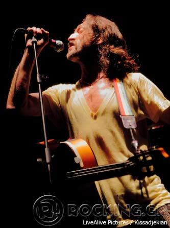 Gogol Bordello, Athens, Greece, 08/05/14