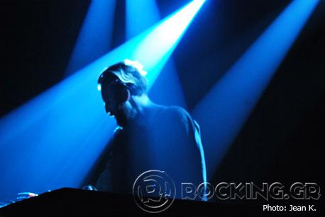Ben Frost, Utrecht, Netherlands, 20/11/14