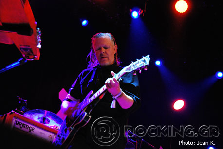 Swans, Utrecht, Netherlands, 22/11/14