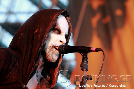Behemoth, Athens, Greece, 23/06/14