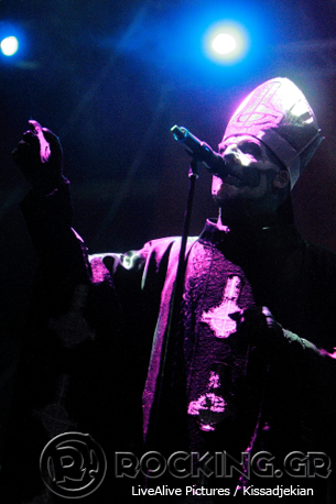 Ghost, Athens, Greece, 23/06/14