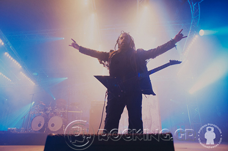 Septicflesh, Clisson, France, 20/06/14
