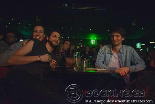 Crowd, Athens, Greece, 01/04/14