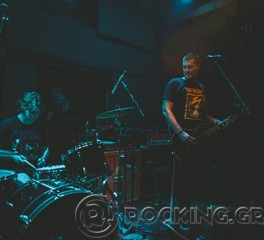 The Machine, Human Asteroid @ Six D.O.G.S., 26/09/14