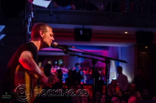Matt Elliott, Athens, Greece, 28/03/14