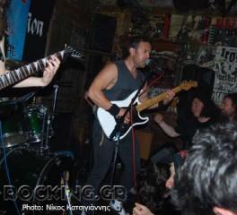 Metal Union Festival - Vol.3 (Dark Nightmare, Bio-Cancer, Sacral Rage) @ Εν Πλω (Αγρίνιο), 12/04/14