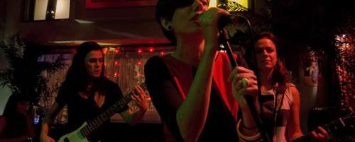 The Mongrelettes @ Tiki Bar, 16/11/14