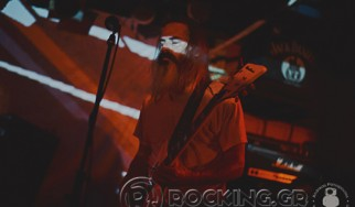 Moon Duo, Melt Mountain @ An Club, 11/09/14