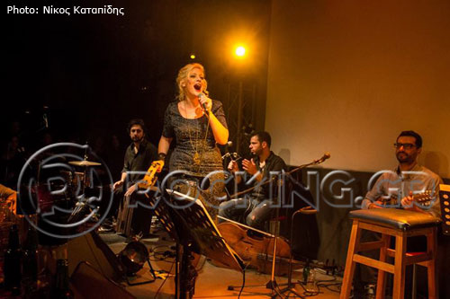 Νατάσσα Μποφίλιου, Volos, Greece, 14/02/14