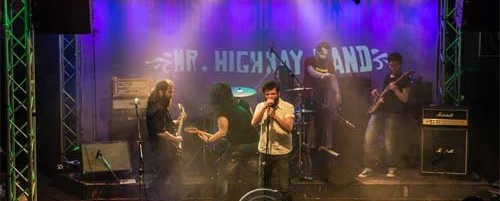 3rd Music Highway Festival: Beggar's Blues Diary, Mr. Highway Band, Empty Frame, Rollin' Dice @ Κύτταρο Club, 29/03/14