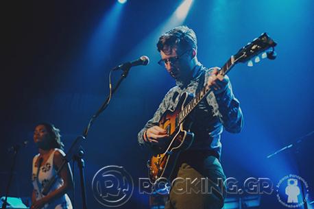 Nick Waterhouse, Athens, Greece, 02/09/14