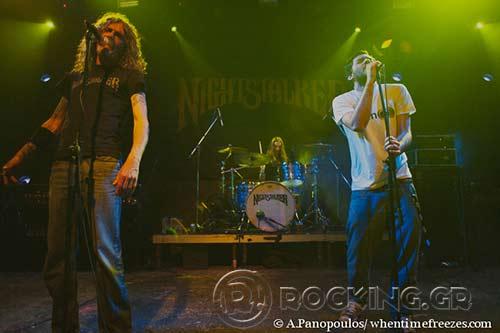 Nightstalker, Athens, Greece, 04/04/14