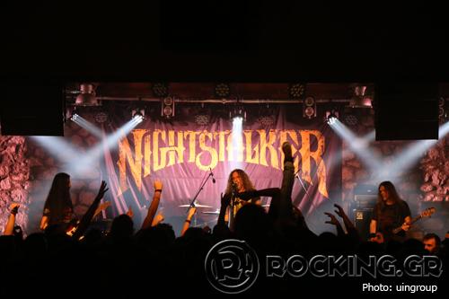 Nightstalker, Patras, Greece, 01/11/14