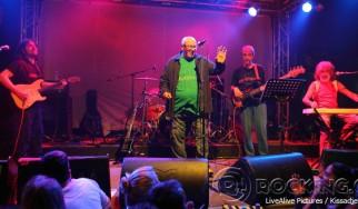 Λάκης Παπαδόπουλος, Γιάννης Γιοκαρίνης, Δημήτρης Πουλικάκος, The Wigs @ Κύτταρο Club, 04/10/14
