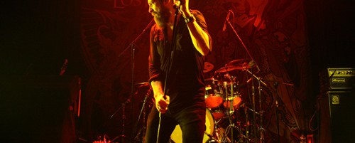 Paradise Lost, Potergeist live σε Αθήνα και Θεσσαλονίκη, 13-14/09/14