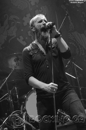 Paradise Lost, Athens, Greece, 13/09/14