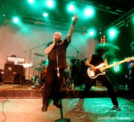 Paul Di'Anno & Sorrowful Angels, Star Star, Maidenance, Mother Of Millions @ Κύτταρο Club, 18/06/14