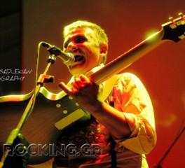 Ζωρζ Πιλαλί & Η Soufra Band @ Stage Vol. 1, 30/05/14