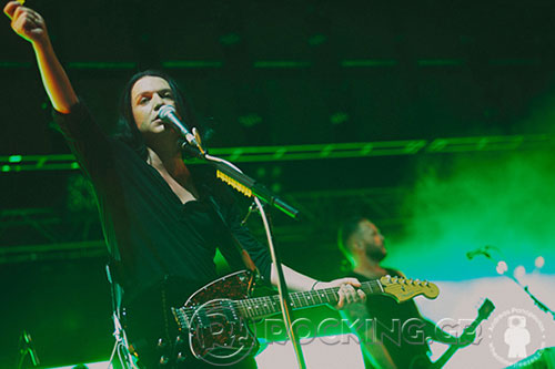 Placebo, Athens, Greece, 08/08/14
