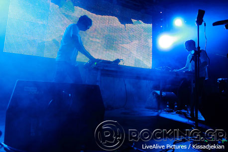 Fuck Buttons, Athens, Greece, 06/06/14