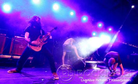 Raketkanon, Athens, Greece, 06/06/14