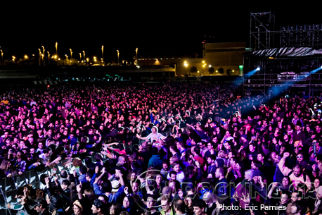 !!!, Barcelona, Spain, 30/05/14