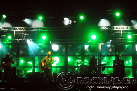 Pixies, Barcelona, Spain, 30/05/14