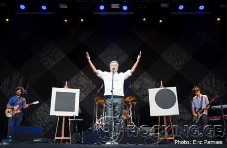 Caetano Veloso, Barcelona, Spain, 31/05/14