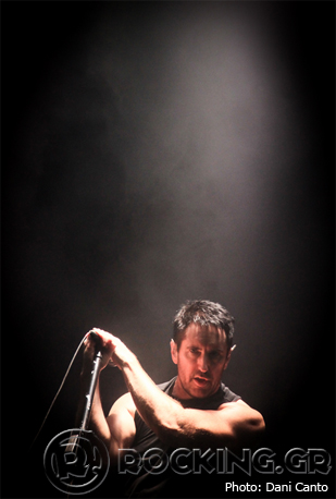 Nine Inch Nails, Barcelona, Spain, 31/05/14