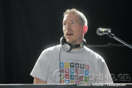 Active Member @ Rockwave Festival, Athens, Greece, 11/07/14