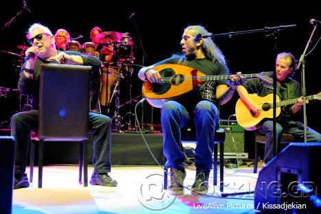 Eric Burdon @ Rockwave Festival, Athens, Greece, 11/07/14