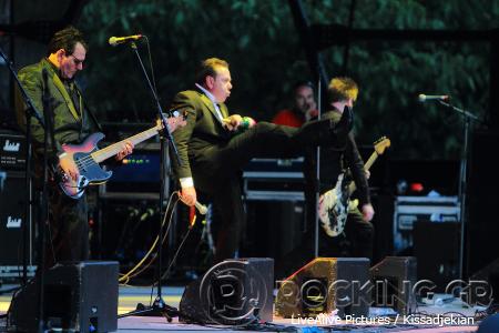 The Godfathers @ Rockwave Festival, Athens, Greece, 11/07/14