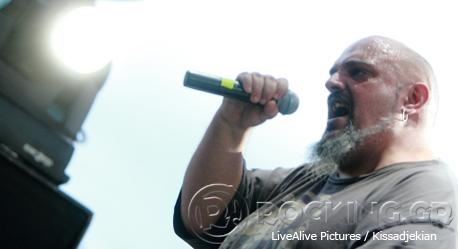 Βαβυλώνα @ Rockwave Festival, Athens, Greece, 11/07/14