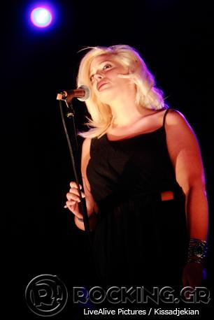 Νατάσσα Μποφίλιου @ Rockwave Festival, Athens, Greece, 12/07/14