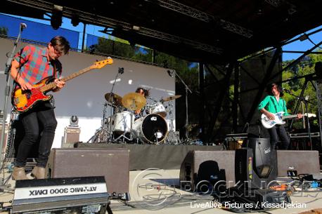 Little Barrie @ Rockwave Festival, Athens, Greece, 12/07/14