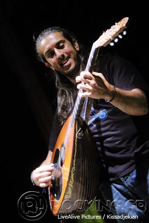 Γιάννης Χαρούλης @ Rockwave Festival, Athens, Greece, 12/07/14
