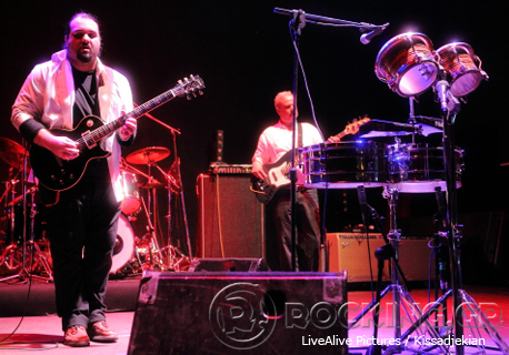 Gregg G. Ellis Blues Ensemble, Athens, Greece, 30/06/14