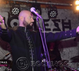 Septicflesh, Death Courier, Mother Of Millions @ Αίγλη (Πάτρα), 22/11/14