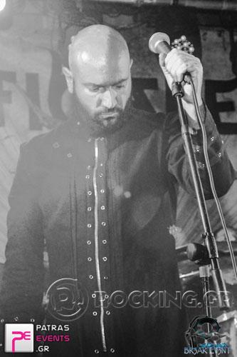 Septicflesh, Patras, Greece, 22/11/14