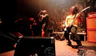 Sepultura @ Stage Volume 1, 03/07/14