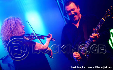 Skyclad, Athens, Greece, 16/02/14