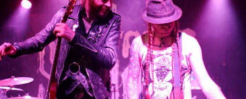 Solstafir, Thrum @ Audio (Γλασκώβη), 30/10/14