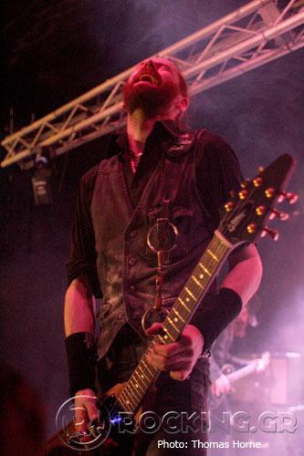 Solstafir, Glasgow, Scotland, 30/10/14