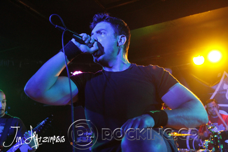 Eden Demise, Athens, Greece, 10/10/14
