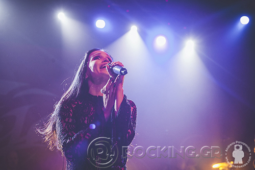 Tarja, Athens, Greece, 31/10/14