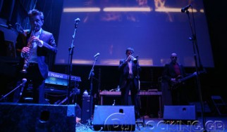 Tuxedomoon @ Stage Volume 1, 05/06/14