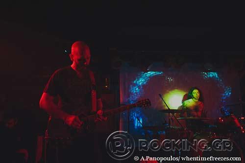 Ufomammut, Athens, Greece, 29/03/14