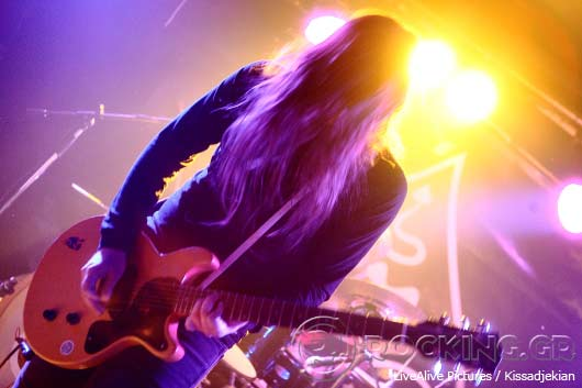 Uncle Acid And The Deadbeats, Athens, Greece, 11/04/14